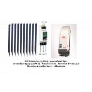 Kit fotovoltaic 3 Kwp monofazat tip 2