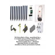 Kit fotovoltaic 3Kwp monofazat tip 4