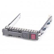 Caddy / Sertar pentru HDD server HP Gen8/Gen9, 2.5 inch, SFF, SAS/SATA