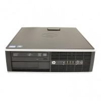 Calculator HP 8200 SFF, Intel Core i7-2600 3.40GHz, 4GB DDR3, 500GB SATA, DVD-RW