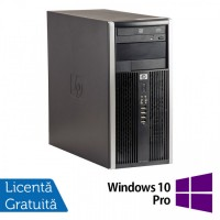Calculator HP 6300 Tower, Intel Core i5-3470 3.20GHz, 4GB DDR3, 250GB SATA, DVD-RW + Windows 10 Pro