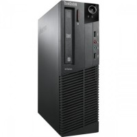 Calculator LENOVO Thinkcentre M91P SFF, Intel Core i5-2400 3.10GHz, 4GB DDR3, 250GB SATA, DVD-RW