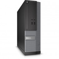 Calculator DELL 3020 SFF, Intel Core i5-4590 3.30GHz, 4GB DDR3, 500GB SATA, DVD-RW
