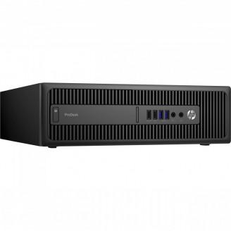 Calculator HP Prodesk 600 G2 SFF, Intel Core i5-6400T 2.20GHz, 8GB DDR4, 500GB SATA