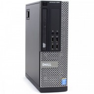 Calculator DELL OptiPlex 9020 SFF, Intel Core i7-4770 3.40GHz, 8GB DDR3, 120GB SSD, DVD-RW