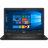 Laptop Dell Latitude 5590, Intel Core i5-7300U 2.60GHz, 8GB DDR4, 256GB SSD M.2, 15.6 Inch, Webcam, Tastatura Numerica