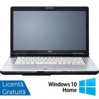 Laptop FUJITSU SIEMENS E751, Intel Core i5-2520M 2.50GHz, 4GB DDR3, 500GB SATA, DVD-RW, 15.6 Inch, Fara Webcam + Windows 10 Home